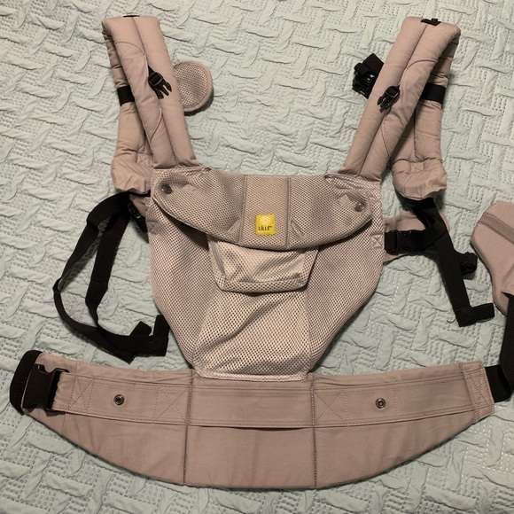 Lille Baby Other - Lille Baby Complete Airflow 6-Position Carrier